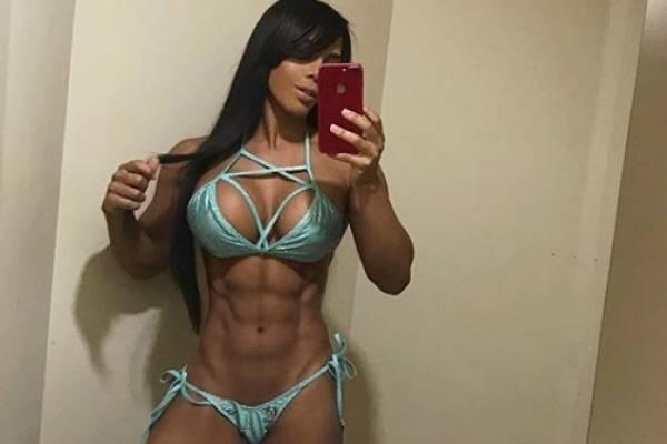 Modelo fitness boricua derrota a Michelle Lewin en ExAtlón Estados Unidos