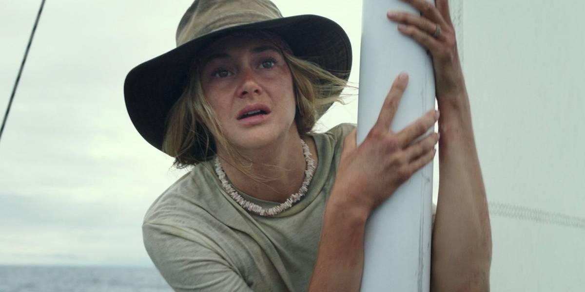 'Ela é uma heroína sem capa', diz Shailene Woodley sobre personagem em Vidas à Deriva