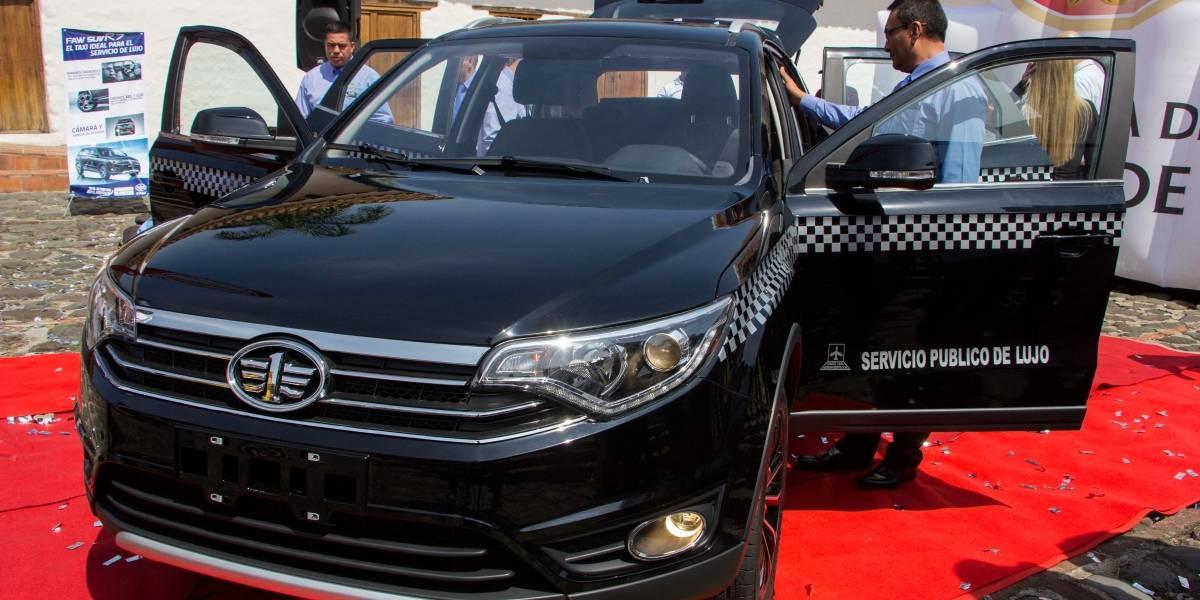Cali será pionera en la implementación de taxis de lujo