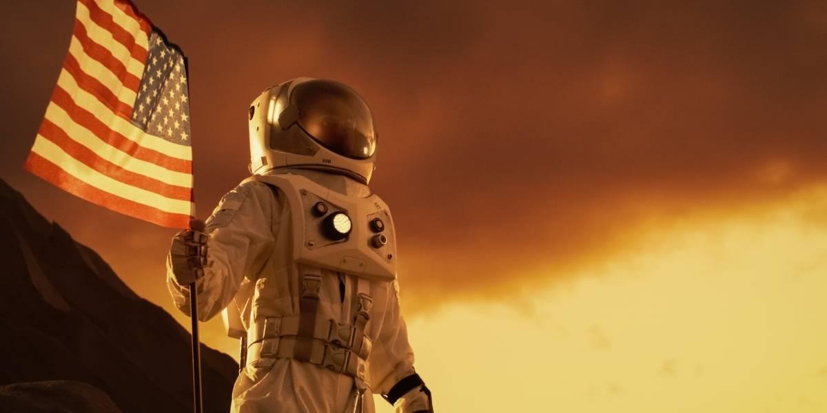 """Atento Houston, volvemos al espacio y con armas: EEUU anuncia oficialmente la creación de un """"Ejército Espacial"""""""