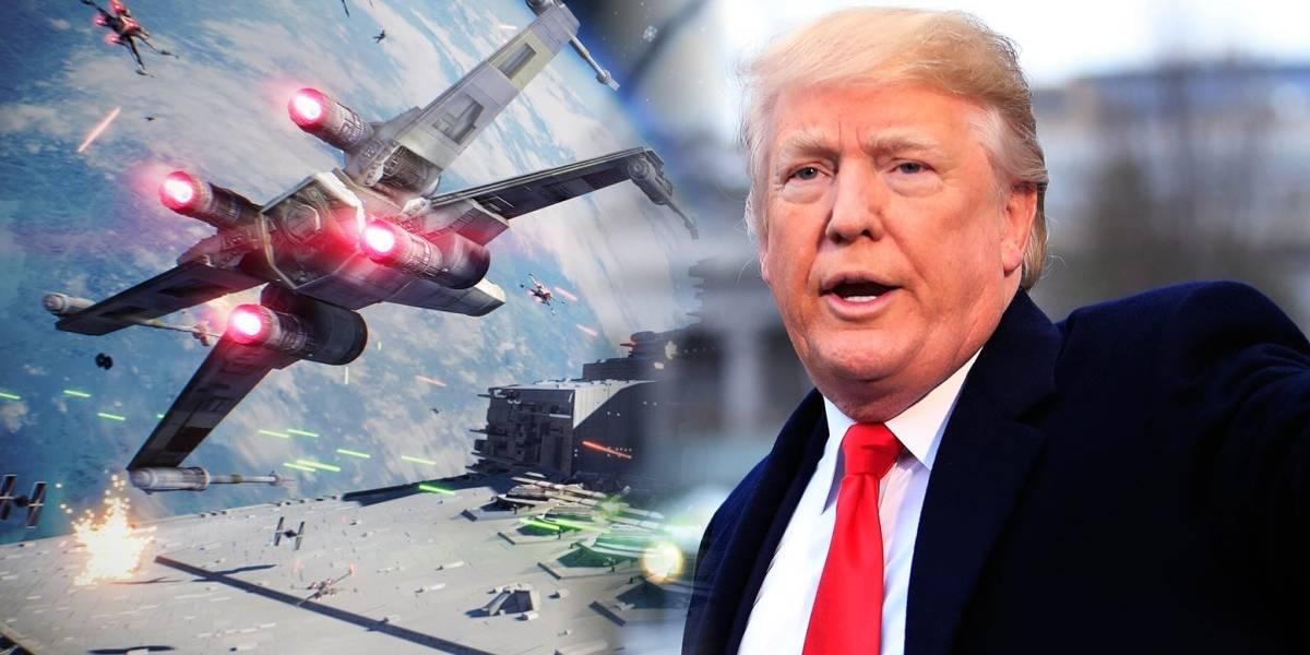 Es oficial: Administración Trump presenta plan para crear la polémica Fuerza Espacial