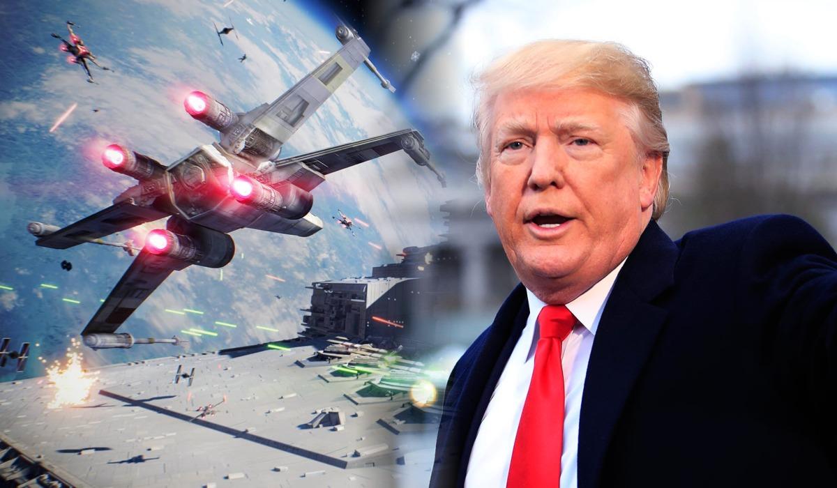 Es oficial: Administración Trump presenta plan para crear la temida Fuerza Espacial