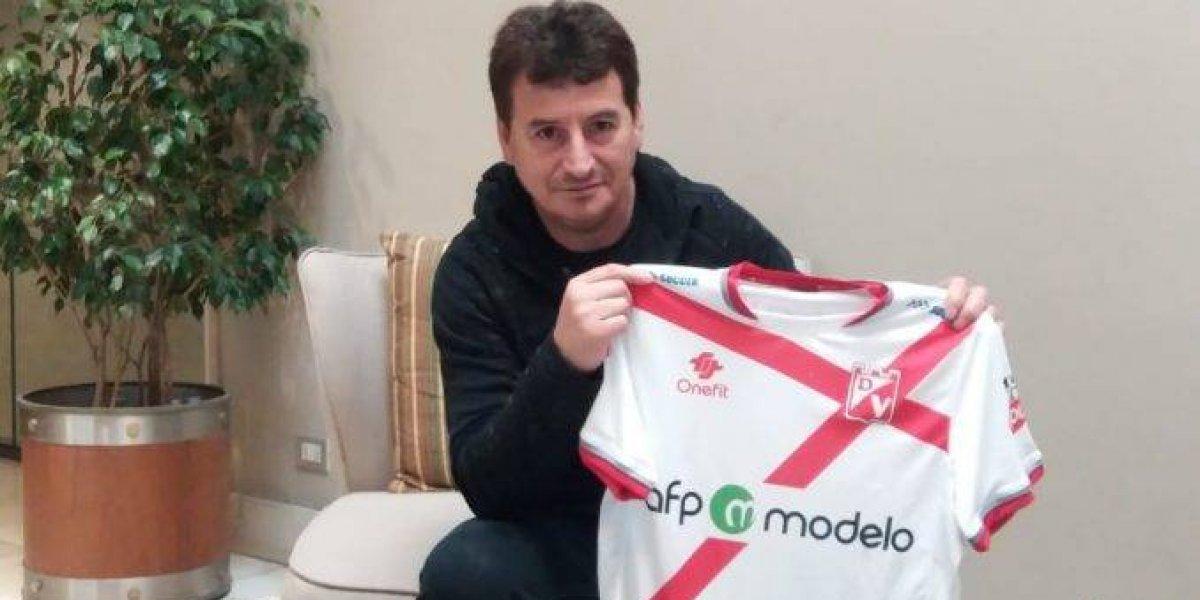 Vuelve el Heidi González a Deportes Valdivia: Será el nuevo jefe técnico de cadetes