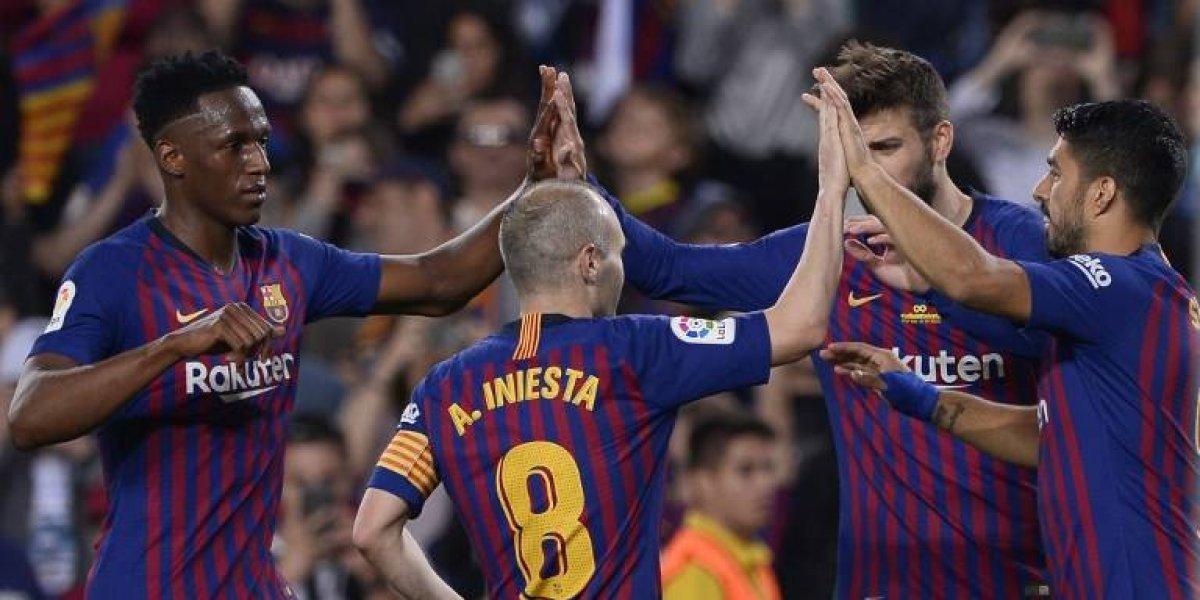 El Barcelona confirma el traspaso de dos jugadores al Everton