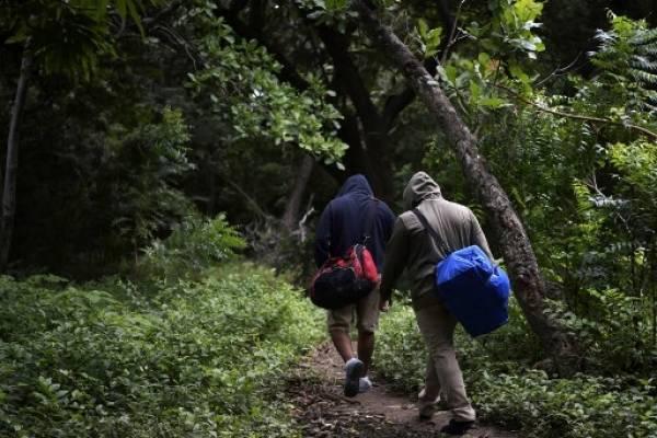Activistas huyen de Nicaragua