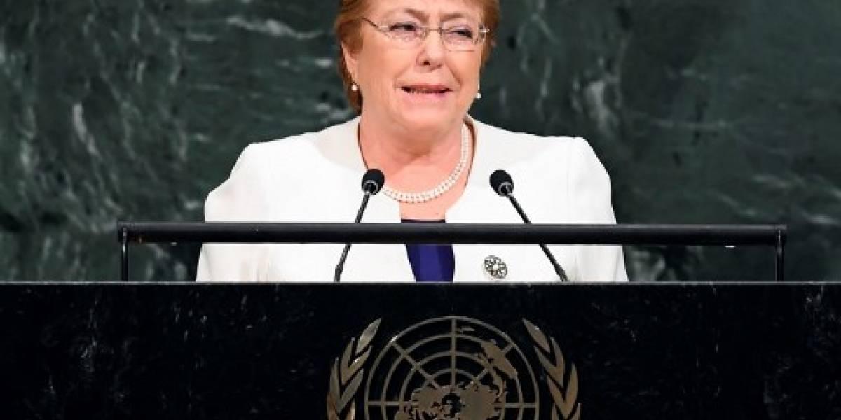 La ONU confirma a Michelle Bachelet como nueva jefa de derechos humanos