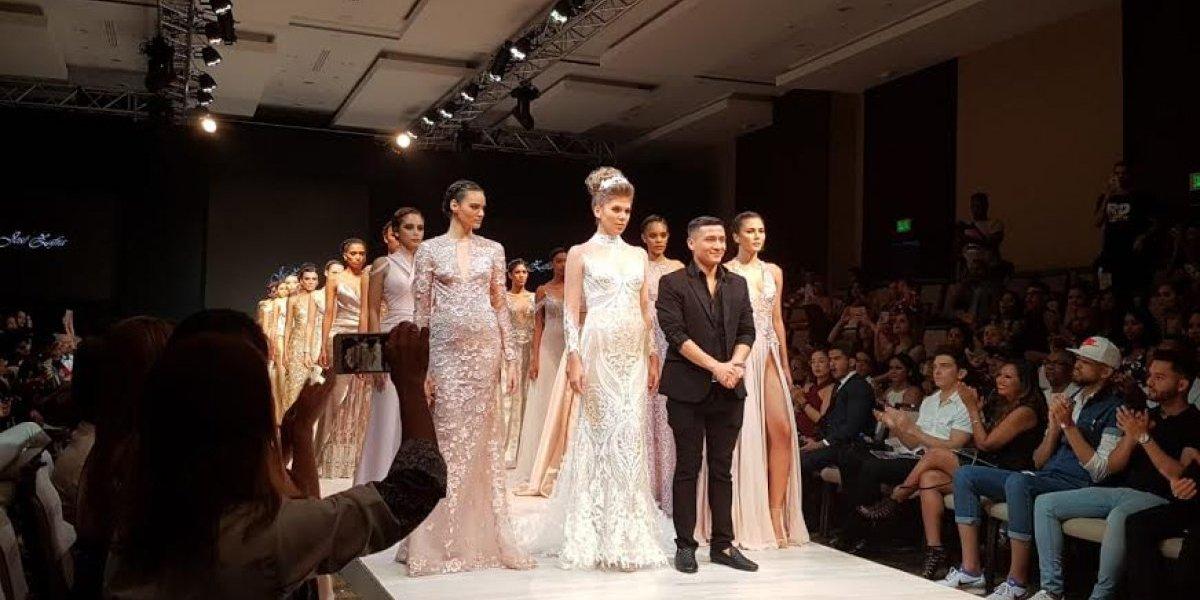 Glamour y diversidad de estilos, en el segundo día de la décima edición del RD Fashion Week