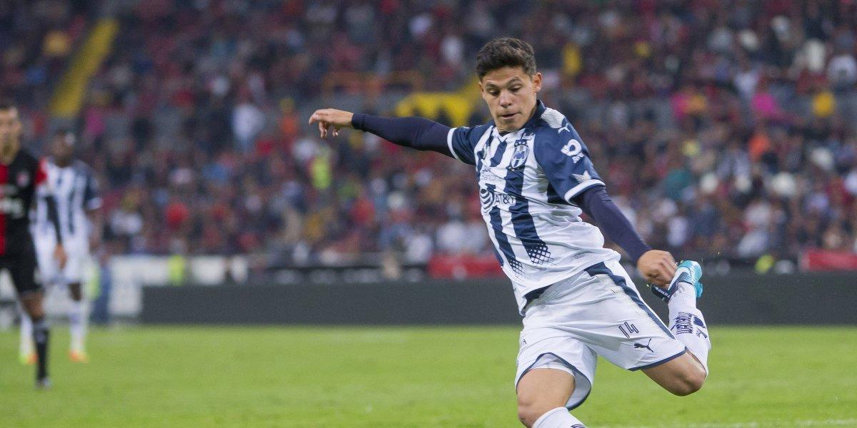 Monterrey pierde a Alfonso González el resto de la temporada