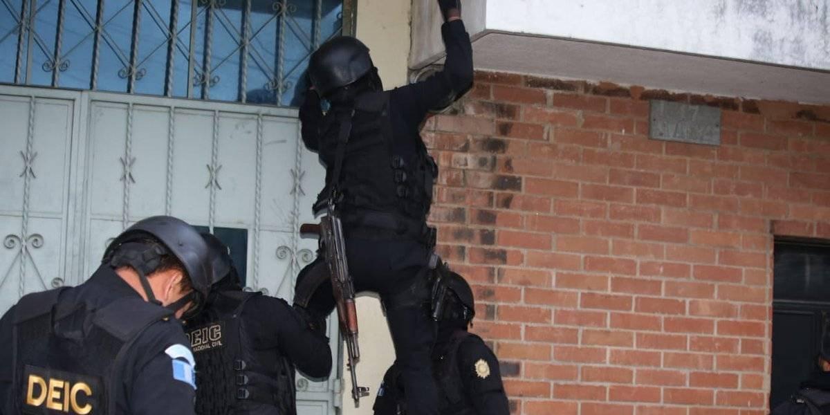 Fuerzas de seguridad buscan capturar a presuntos extorsionistas y sicarios