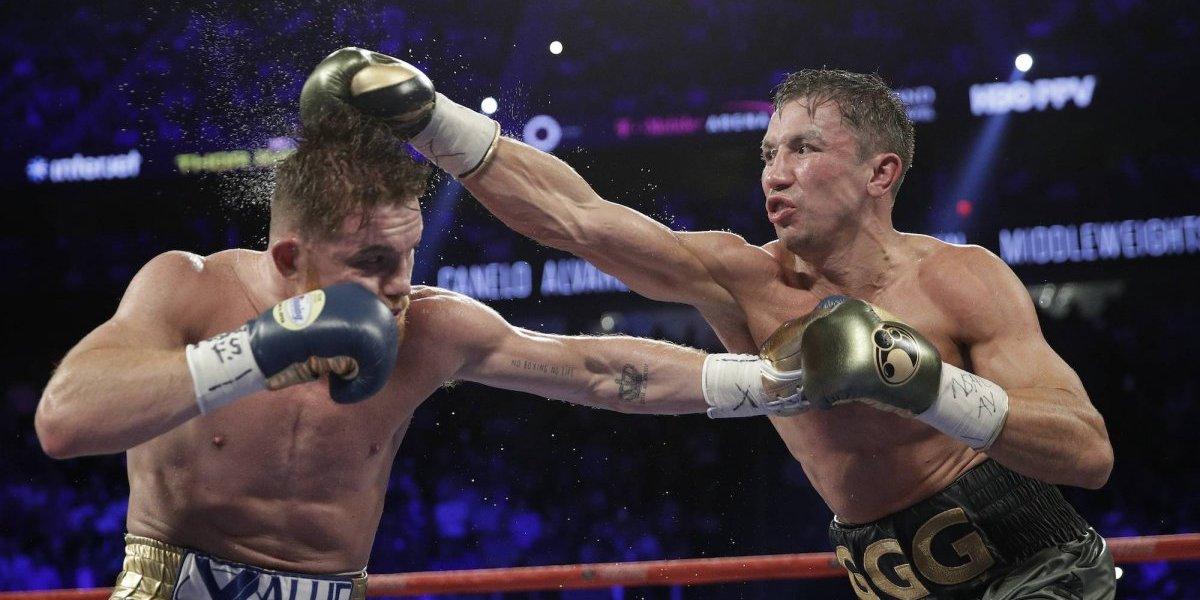 Golovkin llama a Canelo 'rival desagradable'