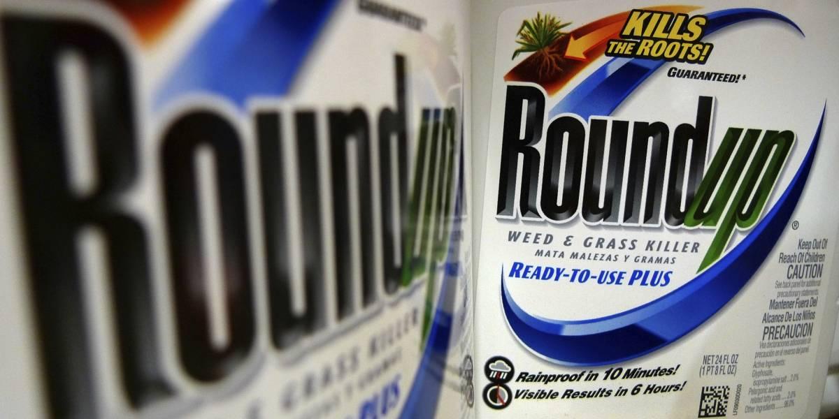 Tribunal ordena a Monsanto a pagar $289 millones en daños