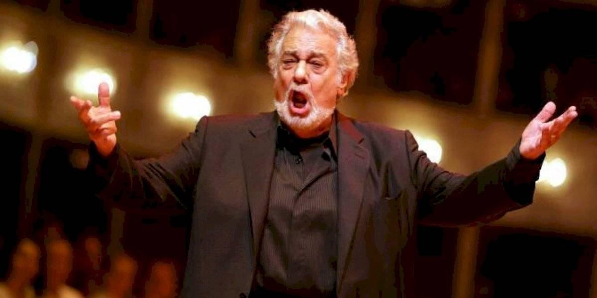 Tras denuncias en su contra: cancelan presentación de Plácido Domingo en Filadelfia