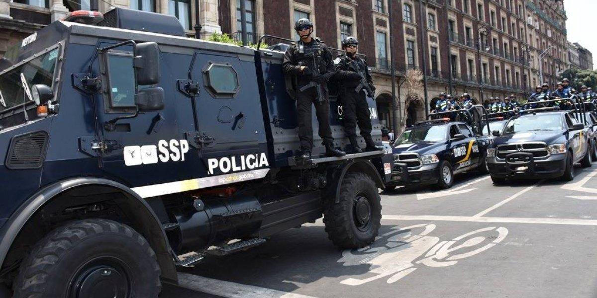 Detienen a hombre que disparó contra 2 personas en Iztapalapa