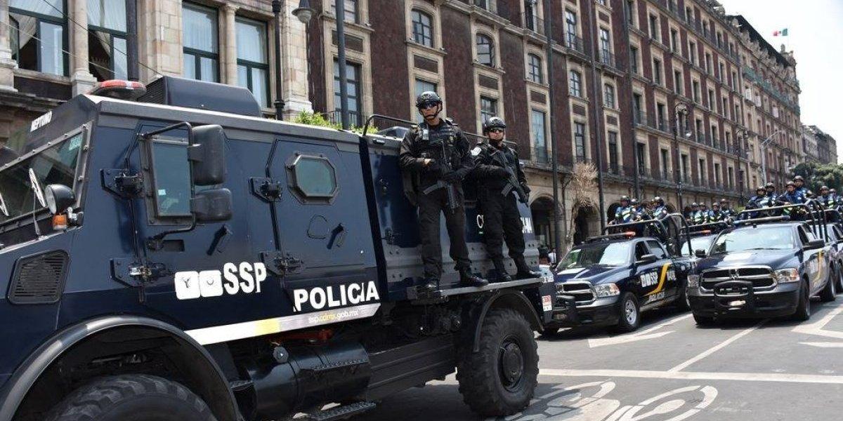 Policía de la CDMX detiene a 6 integrantes de La Unión