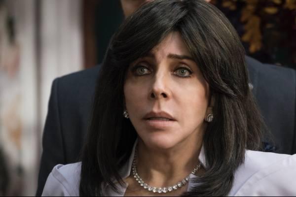 Verónica Castro, protagonista de La casa de las flores