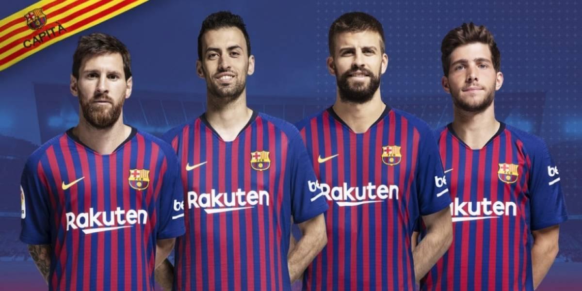 Con Messi y Suárez, pero sin Vidal: el equipo que proyecta el Barça para la Supercopa de España