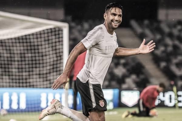 Radamel Falcao García fue convocado para Mónaco contra Nantes