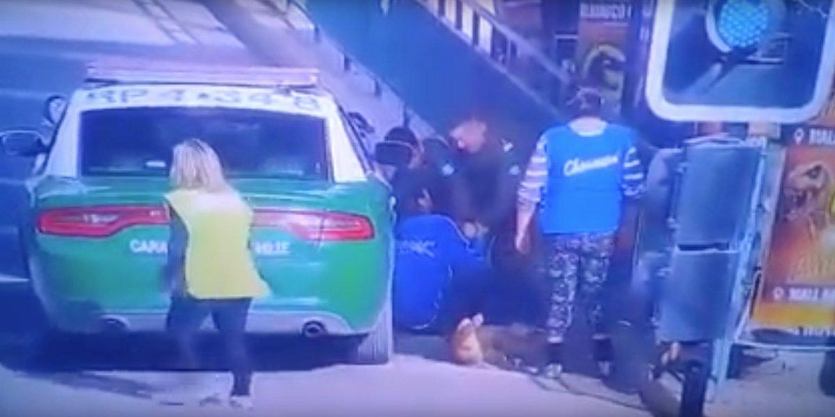 Carabineros realizará sumario por funcionario que baleó a perro durante operativo