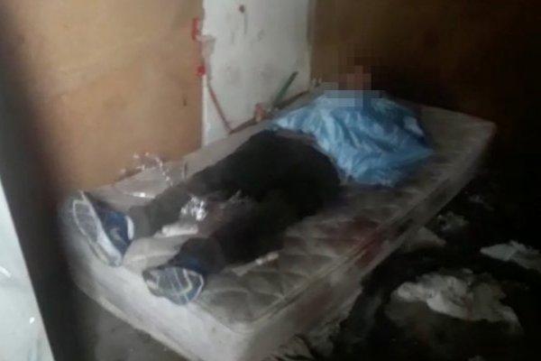 Secuestro en Recoleta: Carabineros lo encontró amarrado a la cama y mojado en combustible
