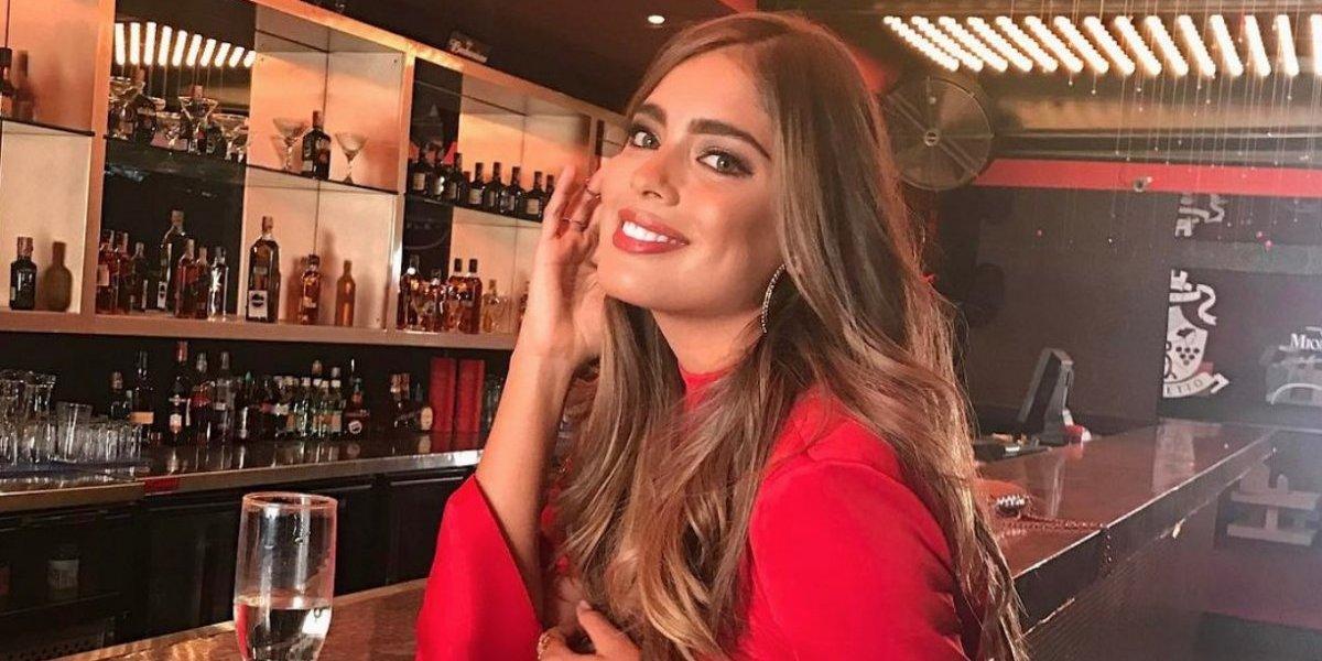 Camila Avella, presentadora de El Desafío súper humanos, fue descalificada del Reinado Nacional