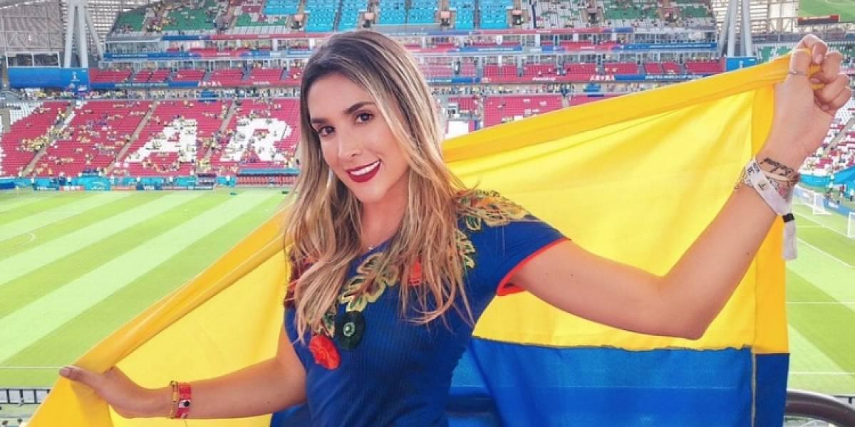 El talento oculto de Daniela Ospina, ahora canta