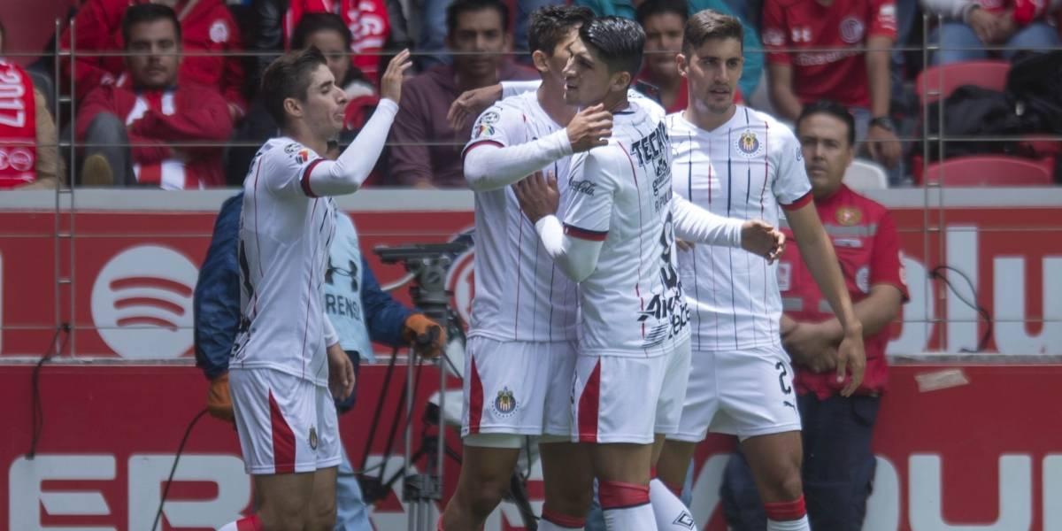 Google predice primera victoria de Chivas en el Apertura 2018