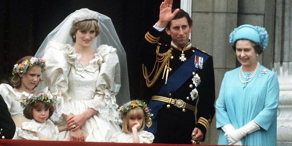 Diseñadora revela que Diana perdió tanto peso que fue necesario reajustar su vestido de novia
