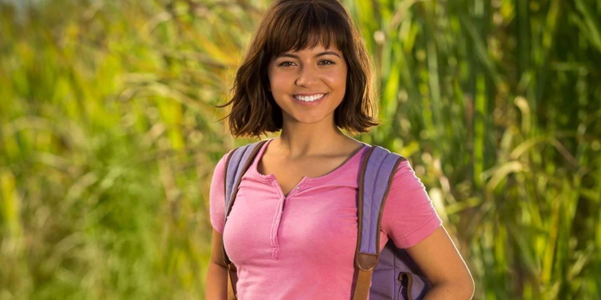 Vean la primera imagen de la película de Dora la Exploradora