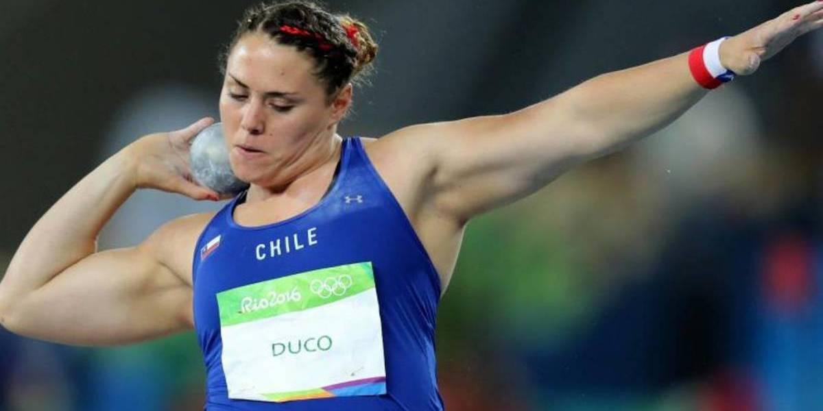 Natalia Duco ya tiene el día para defenderse tras arrojar positivo