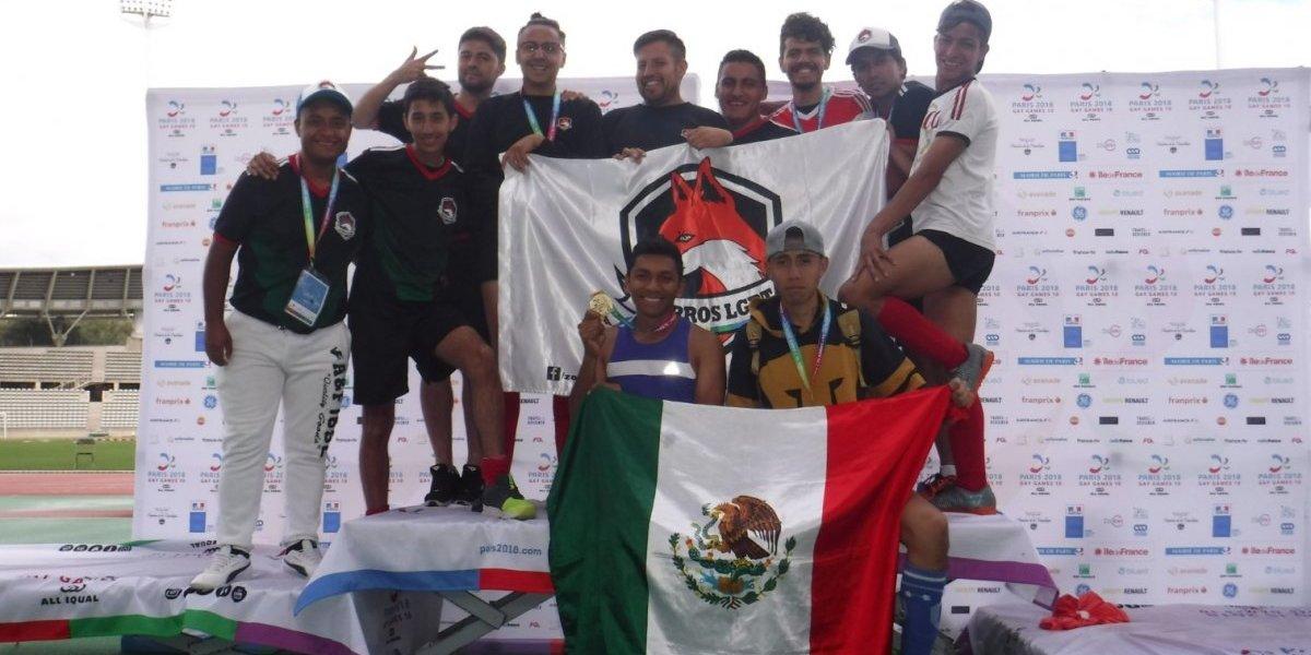 ¿Cómo va México en los Gay Games 2018?