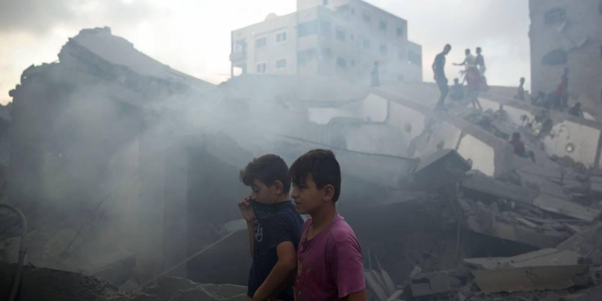 Estalla violencia pese a tregua en frontera de Gaza e Israel