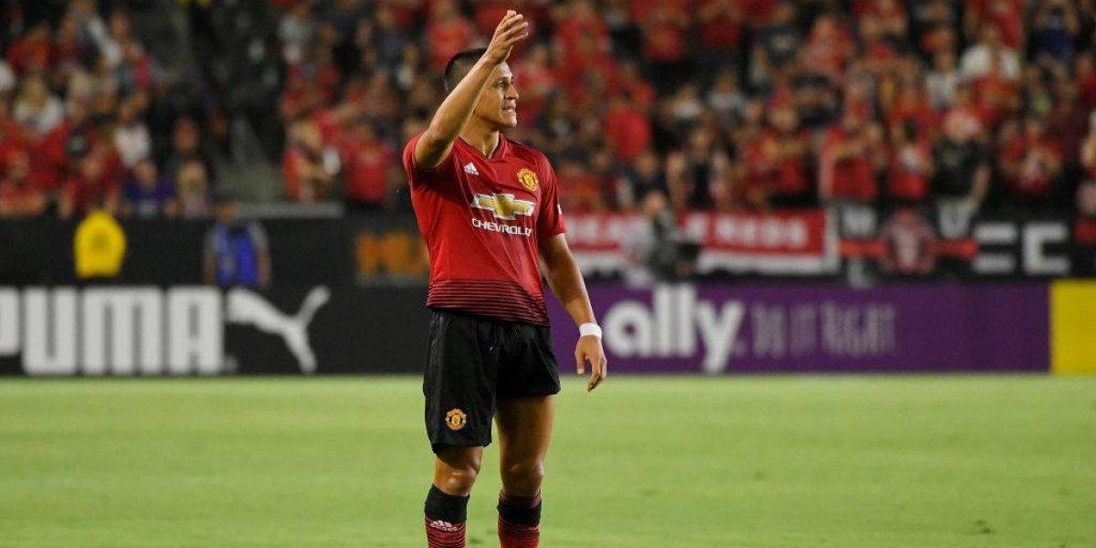 """Alexis se mete presión en el United: """"Llegó la hora de demostrar, de ganar cosas y títulos"""""""