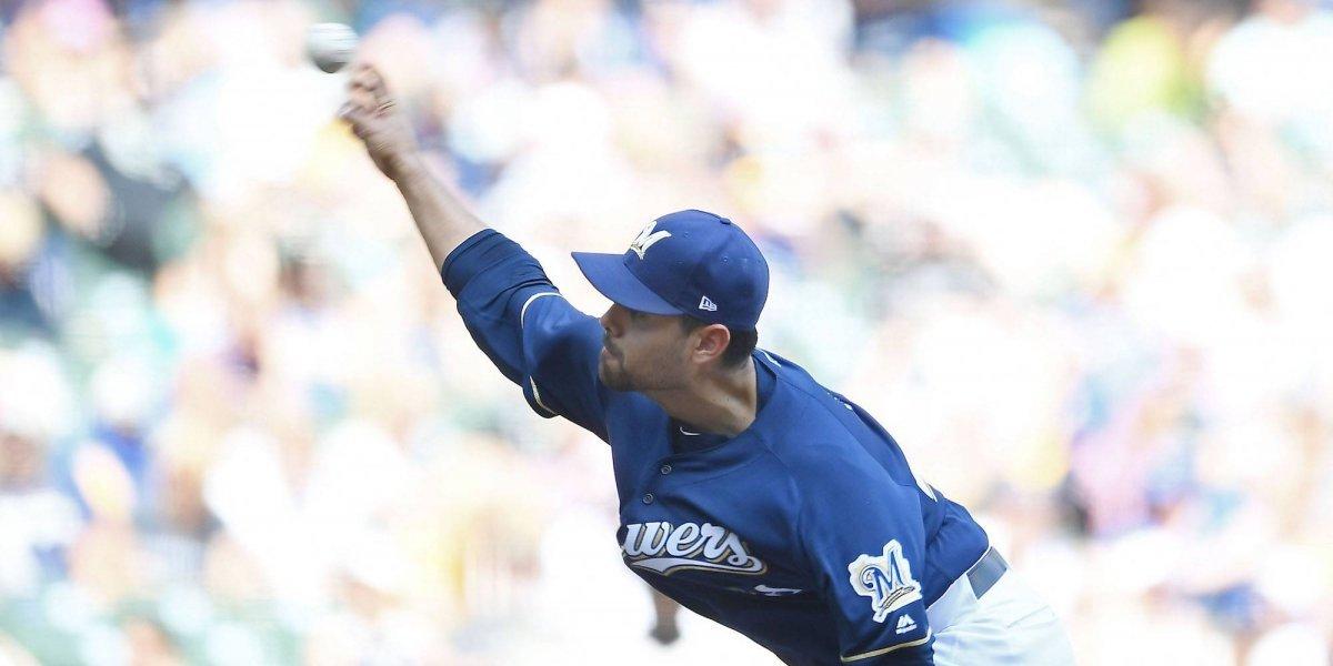 Cerveceros de Milwaukee anuncia lesión de Joakim Soria