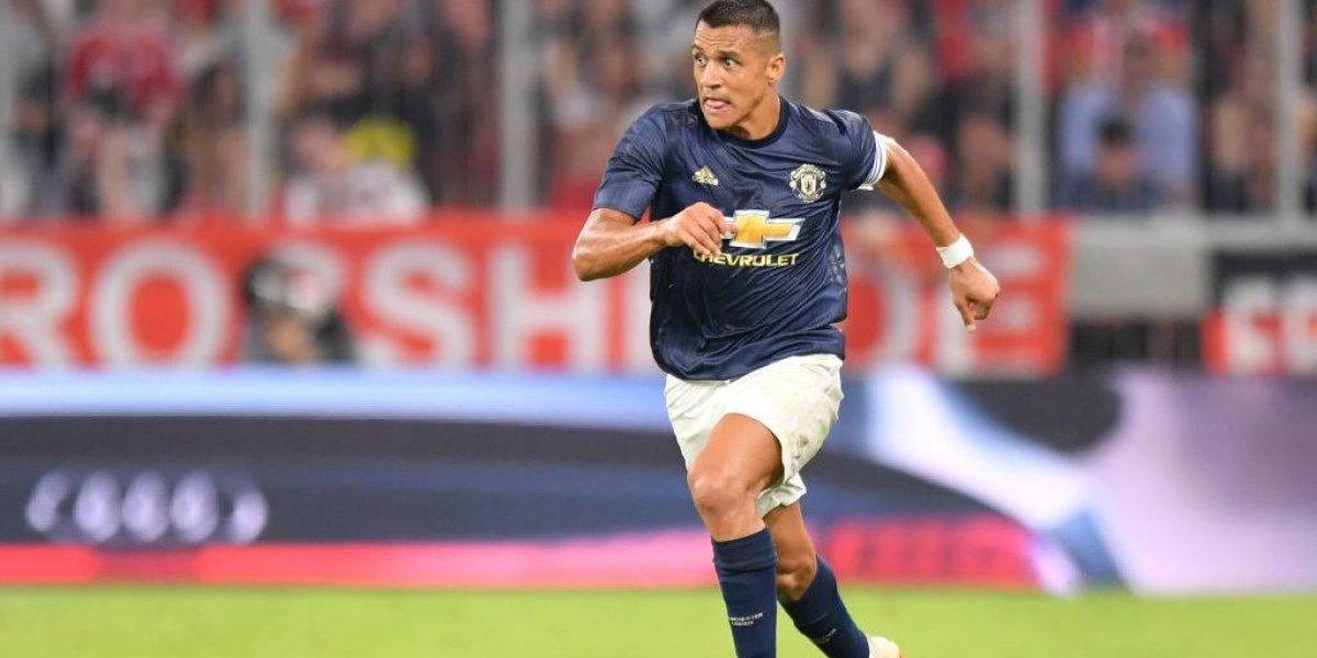 """""""Es hora de que Alexis lidere"""": Mourinho y la prensa inglesa quieren a Sánchez como estandarte del United"""