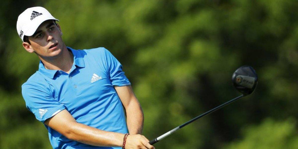 Fenomenal: el espectacular primer hoyo en uno de Joaquín Niemann en el PGA Tour