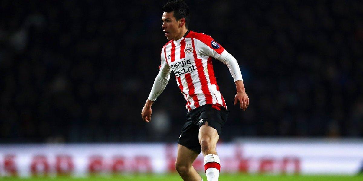 'Chucky' Lozano estará listo para el arranque de la Eredivisie