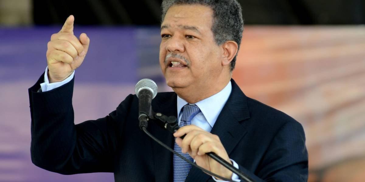 Leonel Fernández dice que primarias abiertas beneficiarían su candidatura