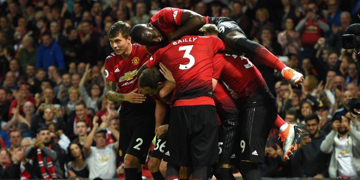 El Manchester United abre la Premier League con un triunfo ante el Leicester