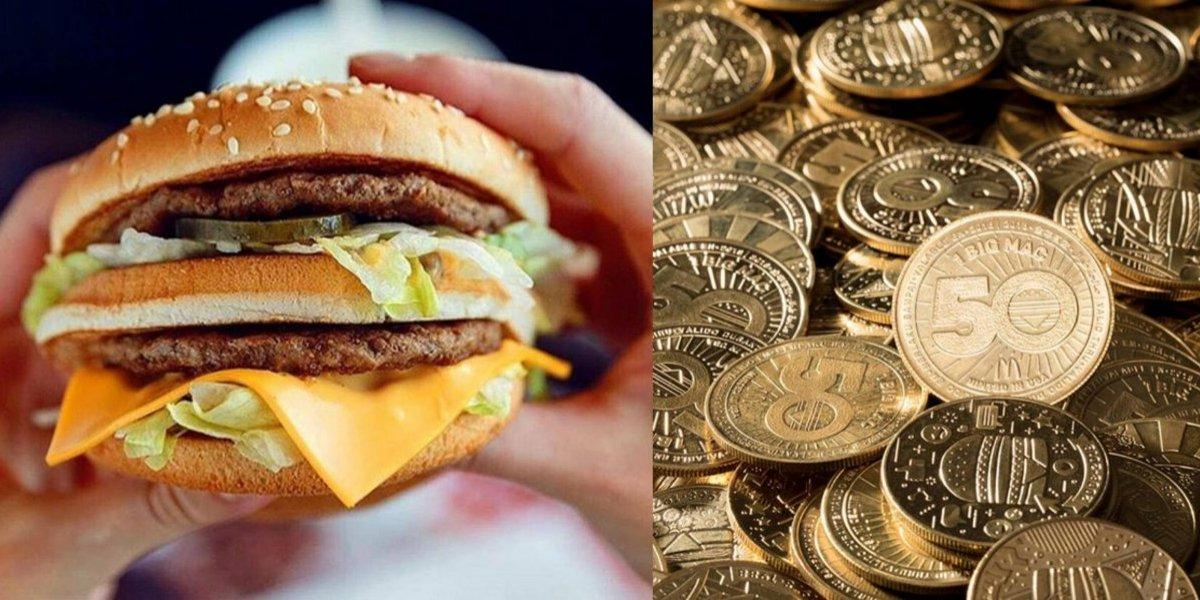 ¿McDonald's lanzará sus propias monedas para adquirir productos?