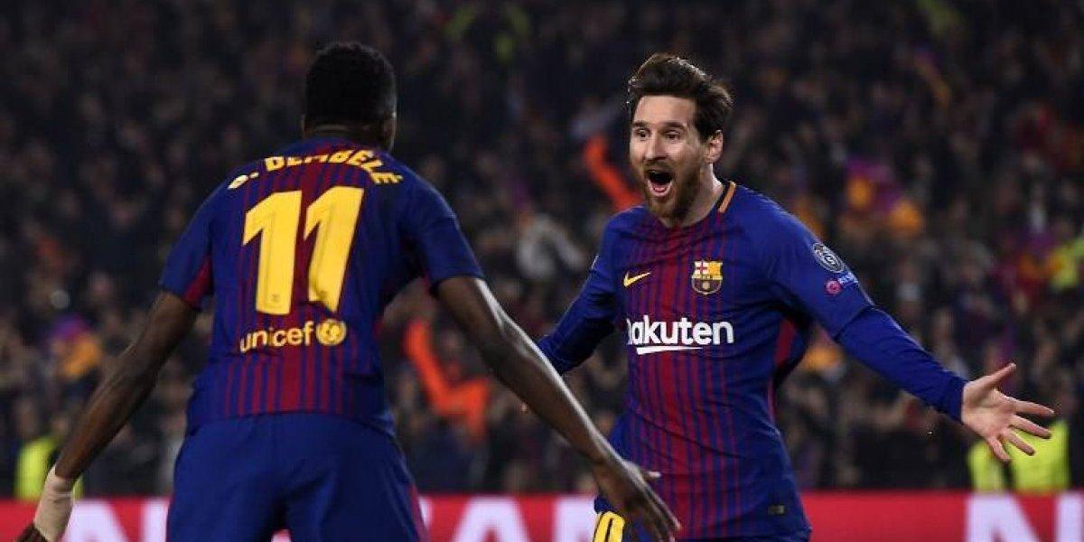 Messi llevará la cinta de capitán en el Barcelona