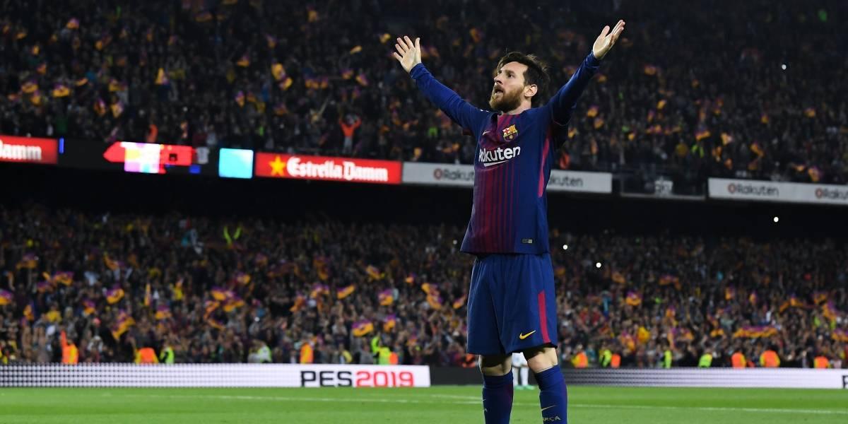 Messi será el primer capitán de Barcelona