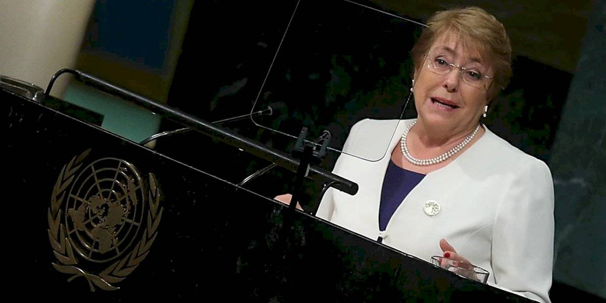 Michelle Bachelet confirma visita a Venezuela para reunirse con Maduro
