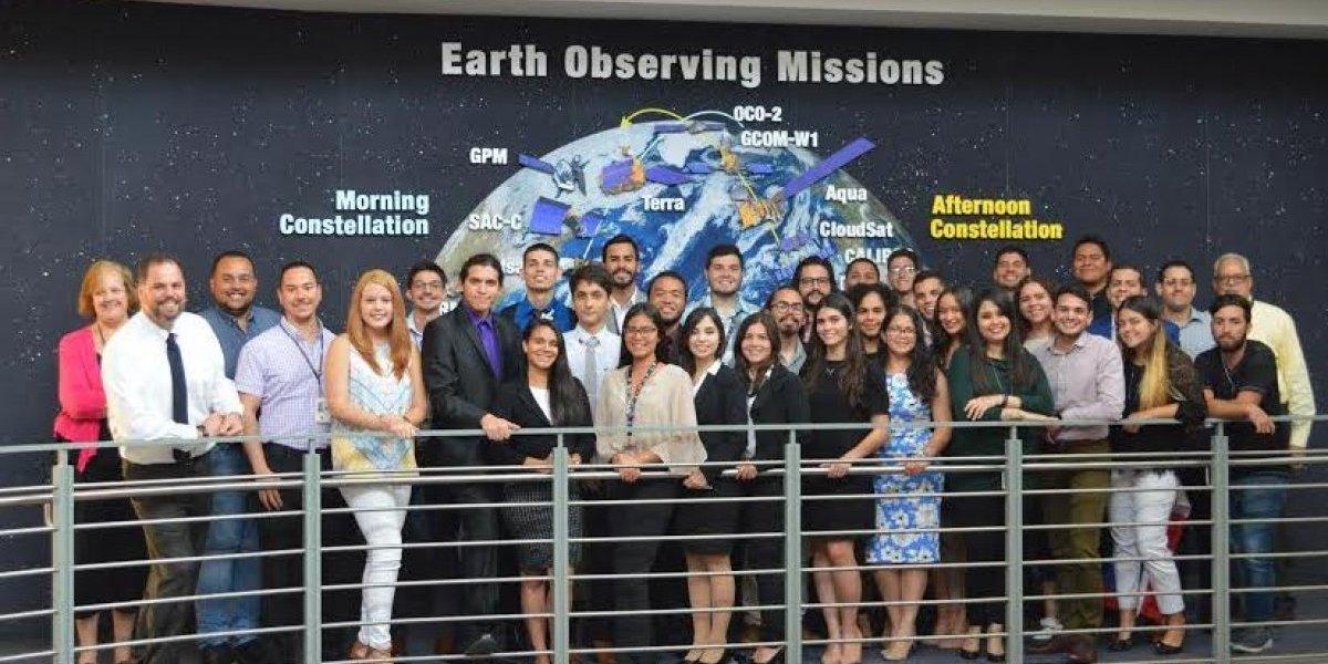 Puertorriqueños se destacan en la NASA