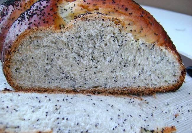 desconcertante pan amapola