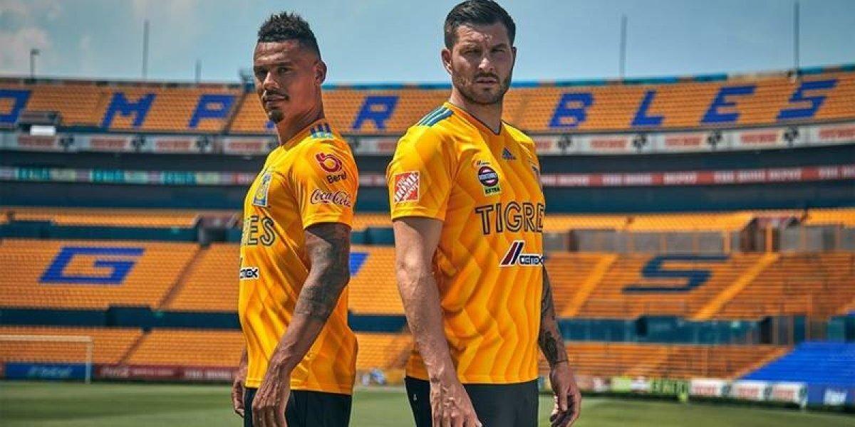 Jersey de Tigres, dentro de los más bonitos del mundo
