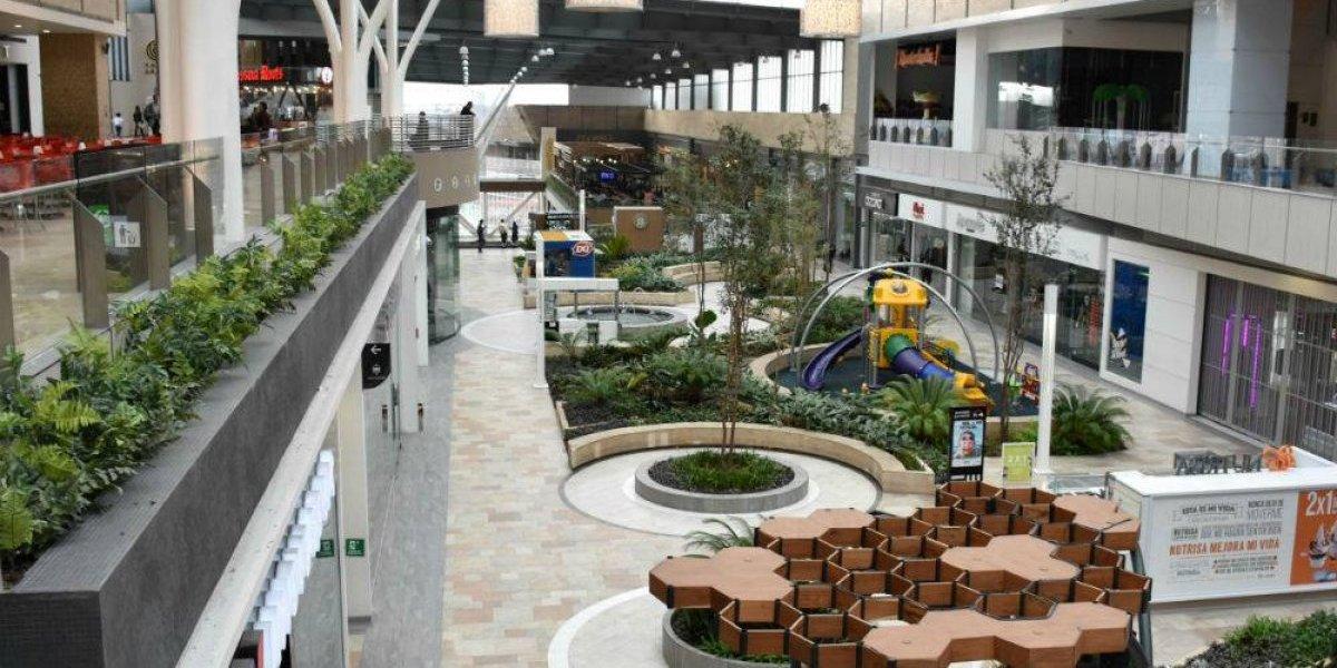 Amieva realiza tercera inspección a plazas comerciales