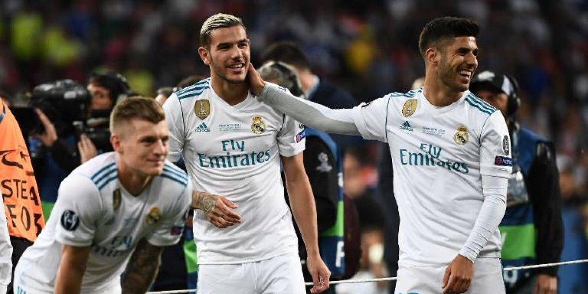 El Real Madrid confirma la salida de otro jugador del primer equipo