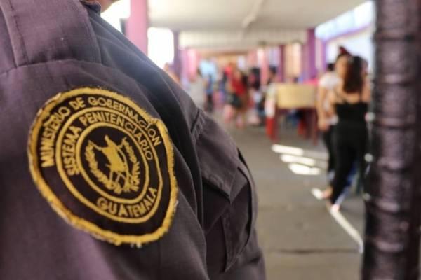 requisa en cárcel Santa Teresa