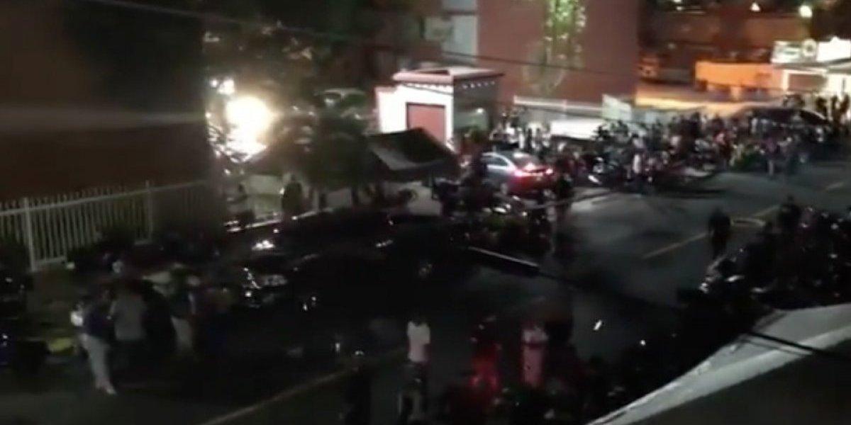 """Por la libre las corridas de """"four tracks"""" en San Juan"""