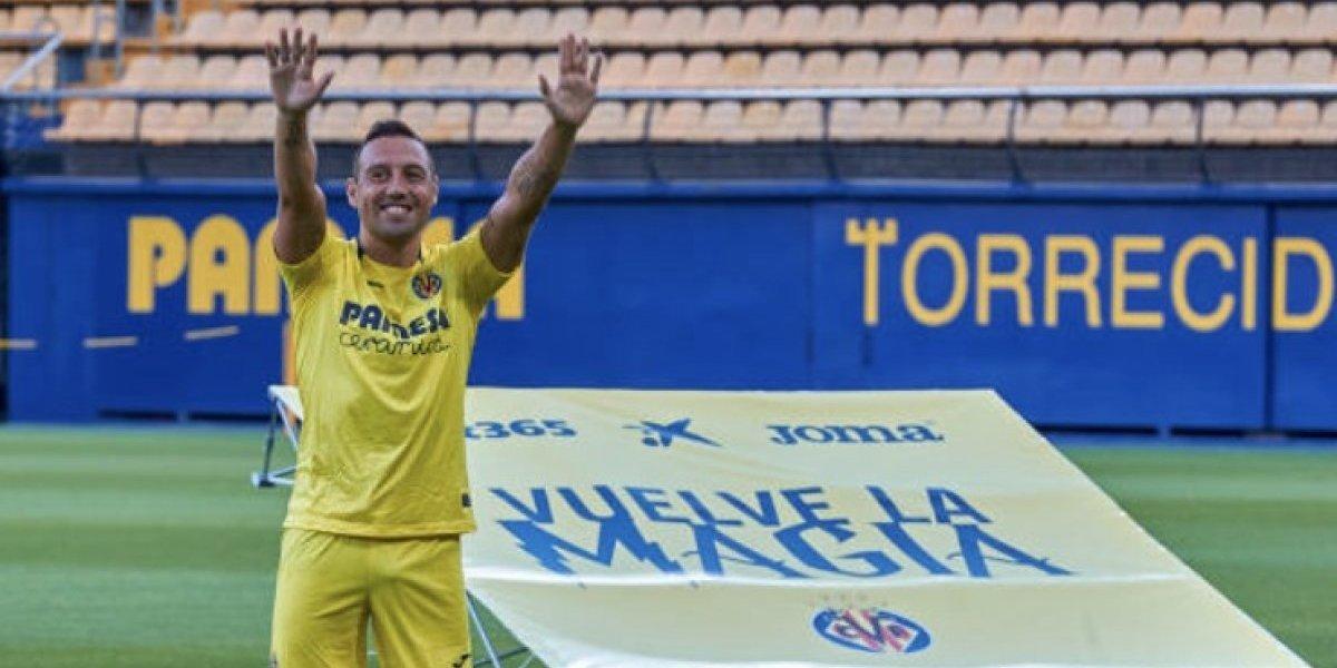 VIDEO: Villarreal 'aparece' con magia a su nuevo refuerzo
